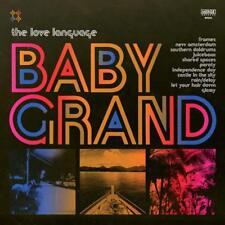 THE LOVE LANGUAGE - BABY GRAND   CD NEU