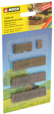 Noch 13060 gauge H0 Neglected Fence # NEW ORIGINAL PACKAGING #