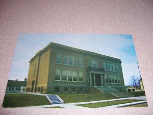 1950s SAINT AGNES SCHOOL, DAYTON OHIO VTG POSTCARD