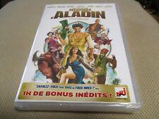 """DVD """"LES NOUVELLES AVENTURES D'ALADIN"""" Kev ADAMS, Jean-Paul ROUVE, ..."""