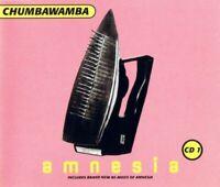 CHUMBAWAMBA - AMNESIA 1997 UK CD SINGLE PART ONE
