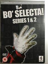Leigh Francis  Avid Merrion BO SELECTA: SERIES 1 + 2 Comedy Show UK DVD Box Set