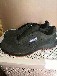Sparco Steel Toe Caps Trainers