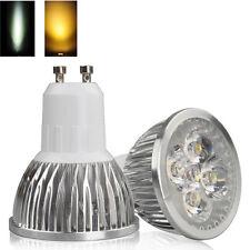 GU10 MR16 3W 4W 6W 8W 9W Warmweiß Kaltweiß LED Birne Leuchtmittel Strahler Lampe