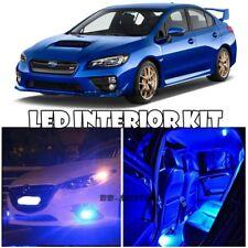 For 2015-Up Subaru WRX STI Interior LED Day Time Running Fog Light Bulb BLUE