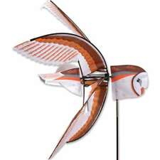 Barn Owl Wind Spinner..27... PR 25128