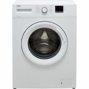 Beko WTK62051W A+++ Rated E Rated 6Kg 1200 RPM Washing Machine White New