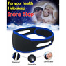 Anti Snore Stop Snoring Sleep Apnea Strap Belt Jaw Solution Chin MouthPiece New