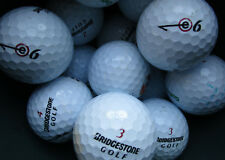 100 Bridgestone e6 Golfbälle AAA-A