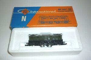 Roco - Escala N-2154 Locomotora Eléctrica DB 144 509-7 Emb.orig (14.EI-162)