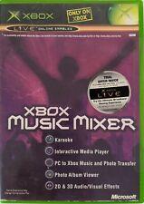 XBOX Game XBOX Music Mixer