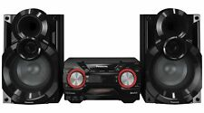 Panasonic SC-AKX400E 600W High Power Mini Hi-Fi System - Black - Argos on eBay