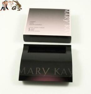 Mary Kay Magnetic BLACK COMPACT NIB Eye MINERAL Powder Mirror