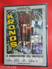 dvd fantascienza kronos il conquistatore dell'universo conqueror of the universe