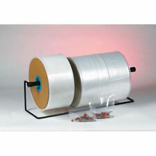 """4 Mil Clear Poly Tubing 3"""" x 1075' Single Roll"""