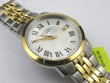 94b78beaceb Rotary Gents Bracelet Watch GB02881 21 Day Date Watch - 100m