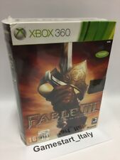 FABLE 3 III LIMITED EDITION - XBOX 360 - NUOVO SIGILLATO NEW VERSIONE ITALIANA