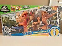 Jurassic World Imaginext Jurassic Rex New