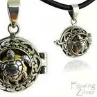 """31 DESIGNS 925 Sterling Silver Chime Harmony Ball Pendant New """"Bali Forever"""""""