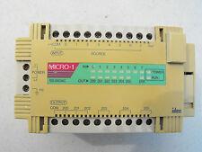 Idec Izumi Corp*** Micro-1 TYPE: FC1A-C1A1E    100-240Volt AC
