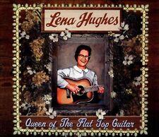 Queen of the Flat Top Guitar [Digipak] by Lena Hughes (CD, Jan-2013, Tompkins Square)
