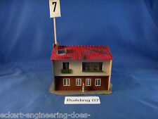 EE Building 07 European style building for Marklin HO Train Layout
