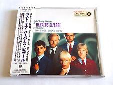 HARPERS BIZARRE Feelin' Groovy The Best Of +4 JAPAN PROMO CD w/OBI 1997 WPCR-974