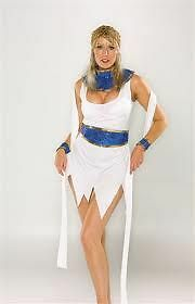 CLEOPATRA QUEEN OF THE NILE FANCY DRESS FREEPOST!!