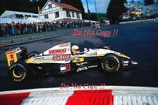 Philippe Adams Lotus 109 Belgian Grand Prix 1994 Photo 1