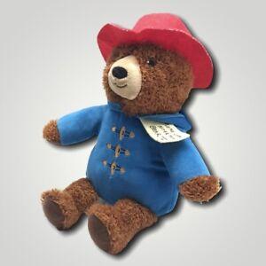 "Kohls Cares Paddington Bear Plush 14"" Teddy Bear 2016"