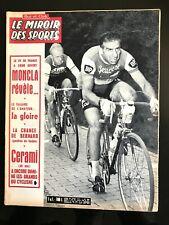 Miroir des Sports 24/04/1961; Cerami domine les grand du cyclisme/ Moncla révèle