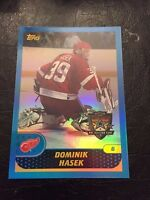 2001 Topps NHL All-Star Game 5 Dominik Hasek Sabres QTY