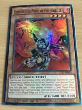 Carte Yu-Gi-Oh! CT11-FR003 Confrérie du Poing de Feu - Gorille (Super Rare)