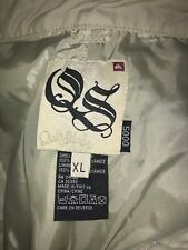 "Quicksilver 5000, XL Snow pants<>Waist is 38"", inseam about 32"""