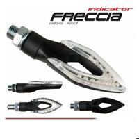 BARRACUDA COPPIA FRECCE LED FRECCIA UNIVERSALI INDICATORS YAMAHA