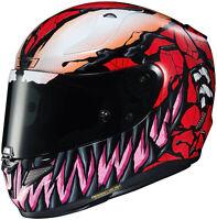 HJC RPHA 11 Carnage Helmet MED Red