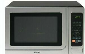 EURO Appliances EP34MWS 34L Stainless Steel Elec Microwave Oven 1100W BRAND NEW