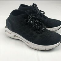 Under Armour UA HOVR Phantom Running Shoes Black Womens Size 5 EUC