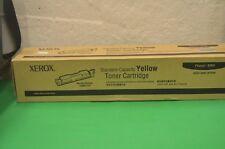 Xerox Phaser 6360 Standard Yellow Toner 106R01216 Genuine Original