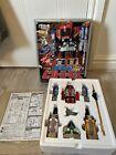 Power Rangers Lightspeed Rescue Omega Megazord 100% Complete - Gogo Five - Rare