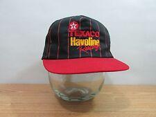 Texaco Havoline Racing USA Sports Image Snap Back Hat 1989