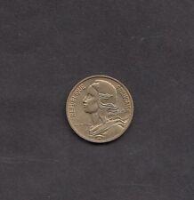 Francia 1972 5 CENTESIMI MEDAGLIA