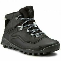 MENS MERRELL LEATHER FRAXION THERMO WATERPROOF HIKING WALKING BOOTS UK 11.5