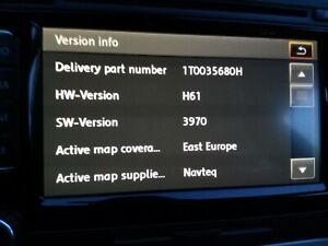 Activation Video En Roulant Rns 510