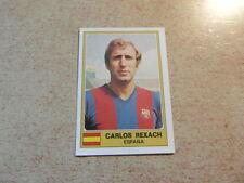 original PANINI STICKERS EURO FOOTBALL 76 1976 Carlos REXACH (Nr 84)