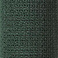 "DMC Cross Stitch Charles Craft Aida 14 Count Gold Standard 15 x 18"" 18 colours"