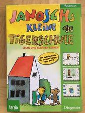 PC MAC Spiel JANOSCH Tigerschule lesen und rechnen lernen Computerspiel original