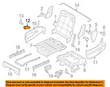 VW VOLKSWAGEN OEM Second Row Back Rear Seat-Release Handle Right 7B0883634