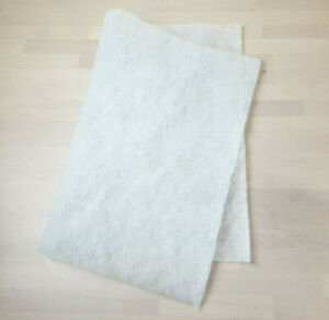 Super Fine Filter Pad for Aquarium Pond Filter External Internal Mat Sponge Wool