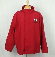 Dale Earnhardt Jr Budwiser Chase Authentics Embroidered NASCAR Jacket Mens Sz XL